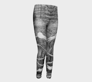 Aperçu de Matt LeBlanc Art Youth Leggings - Design 003