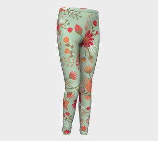 Poppy Girls Leggings preview