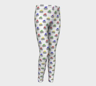 Rock Star Youth Leggings preview