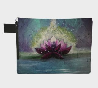 Aperçu de Energy Lotus Zipper Carry-All