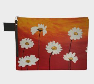 Daisy Sunset Zipper-All preview