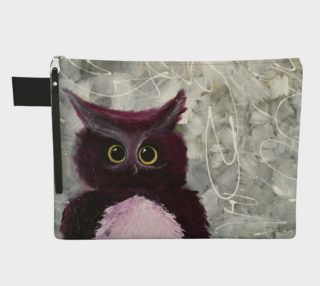 Mulberry Owl Zipper-All preview