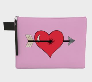 Struck by Cupid's Arrow Pouch preview