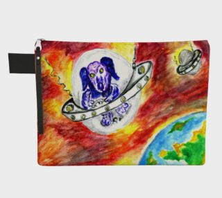 Dog in Spaceship preview