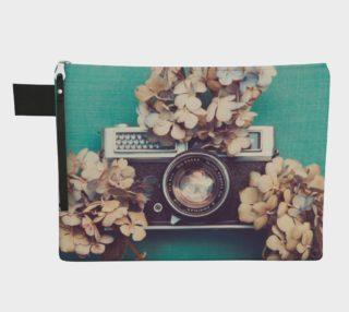 Camera & Hydrangea  preview