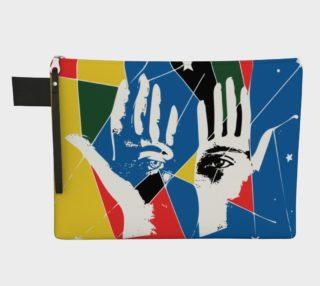 Mystic Hands Pop Vintage Design Art preview