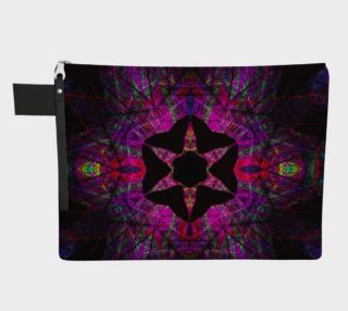 Aperçu de purple star mandala