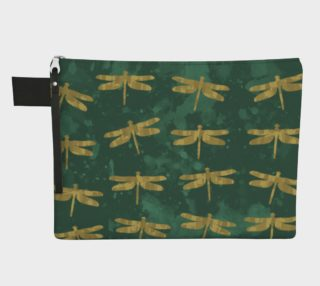 Golden Dragonflies preview