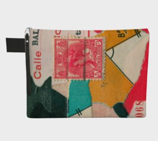 collage print pouch bag 3 preview