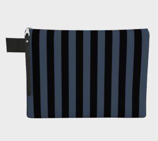 Aperçu de Black and Blue Jeans Blue Stripes