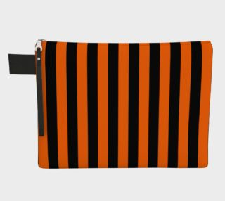 Aperçu de Black and Orange Stripes