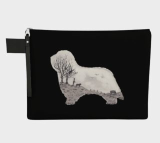 Black Beardie Pouch preview