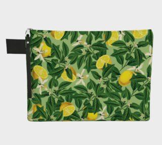 Aperçu de Lemonade V2 Zipper Carry-All