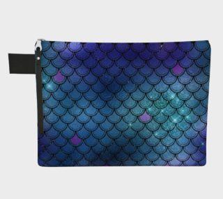 Aperçu de Zippered Carryall - Mermaid Blue/Purple