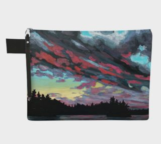 Tom Thomson Skies Pouch preview