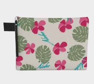 Zipper Carry All, Hawaiian Pouch preview