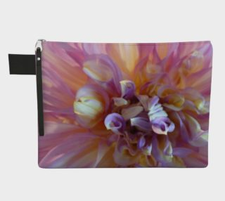 Floral Melody #3 Zipper Pouch  preview