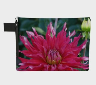 Floral Melody #4 Zipper Pouch preview