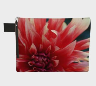 Floral Melody #5 Zipper Pouch preview