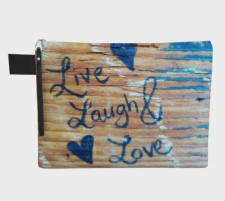 zipper Live laugh love v2 preview