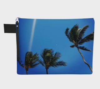 Aperçu de zipper palm trees