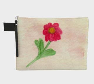 Red Daisy Carry-All preview