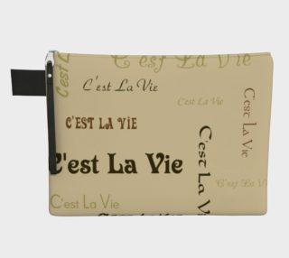 Aperçu de Coffee C'est la Vie Carry-All
