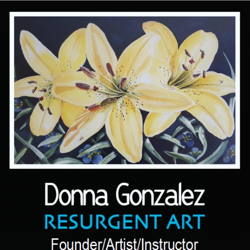Resurgent Art LLC by Donna Gonzalez profile picture
