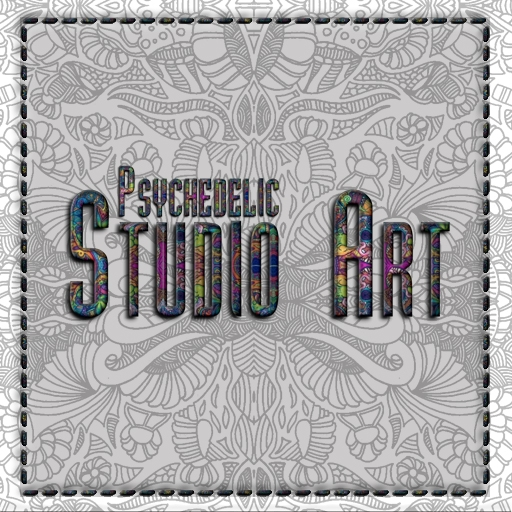 1/4 Psychedelic Studio Art picture