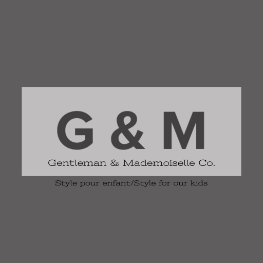 Gentleman & MAdemoiselle /mode pour enfants photo