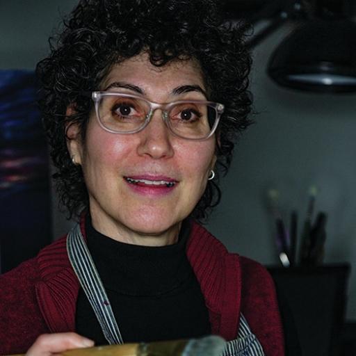 Barbara Salsberg Mathews photo