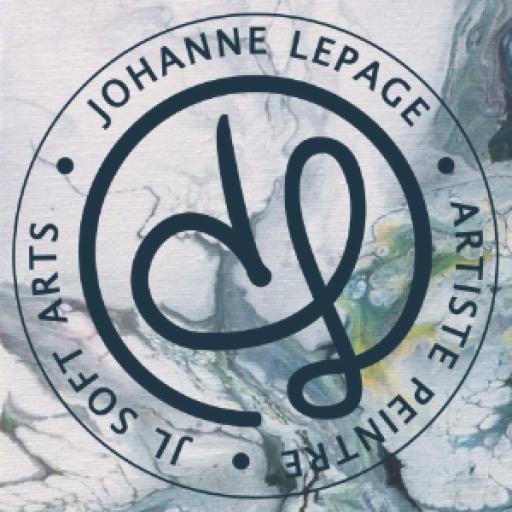 Photo de profil de Johanne Lepage - Artiste peintre