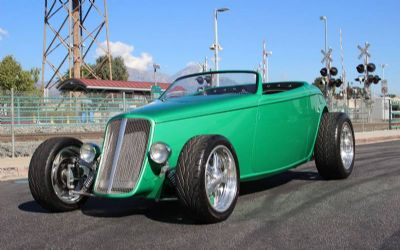 Photo 1933 Ford Roadster Alloway Custom