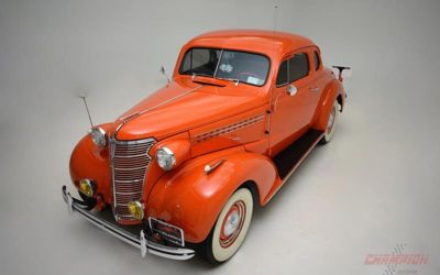 Photo 1938 Chevrolet Master Deluxe For Sale