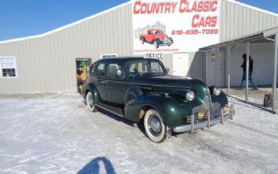 Photo 1939 Buick Roadmaster 4DR Sedan