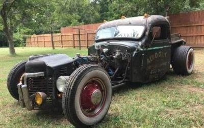 Photo 1939 Chevrolet RAT Rod Pickup