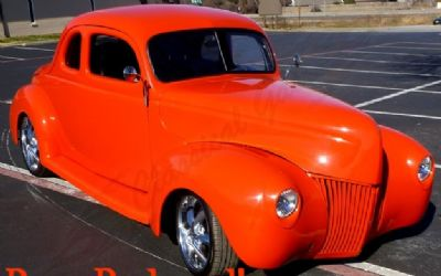 Photo 1939 Ford Deluxe Custom Coupe