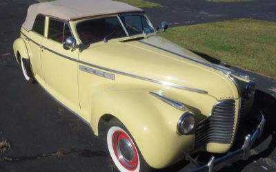 Photo 1940 Buick Roadmaster 71C Sport Phaeton