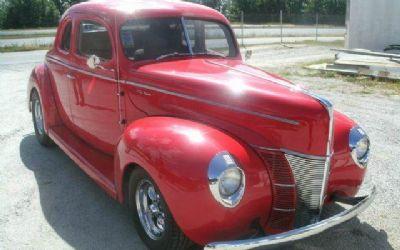 Photo 1940 Ford Deluxe Full Custom