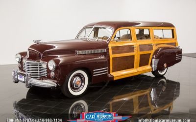 Photo 1941 Cadillac Series 61 Woodie Station Wagon