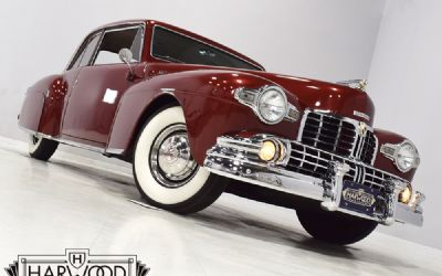 Photo 1947 Lincoln Continental Coupe