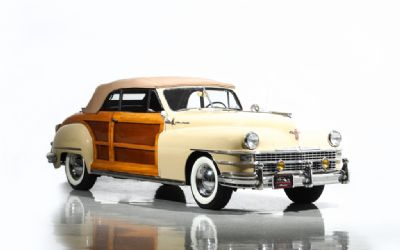 Photo 1948 Chrysler Town And Country