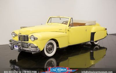 Photo 1948 Lincoln Continental Cabriolet