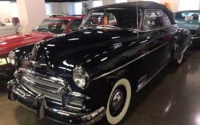 Photo 1950 Chevrolet Styleline Deluxe Convertible_ Mostly Original  Un-Restored_Excellent Condition