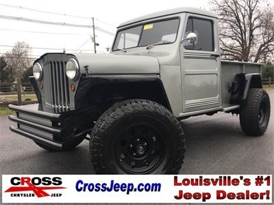 Photo 1950 Jeep Willys Truck