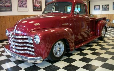 Photo 1953 Chevrolet 3100 Pickup