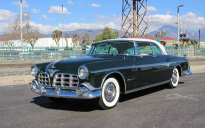 Photo 1955 Chrysler Imperial Crown