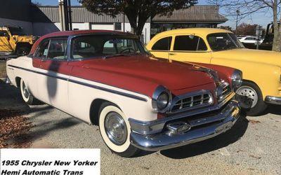 Photo 1955 Chrysler New Yorker 2 DR Hardtop