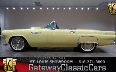 Photo 1955 Ford Thunderbird