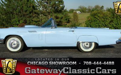 Photo 1957 Ford Thunderbird